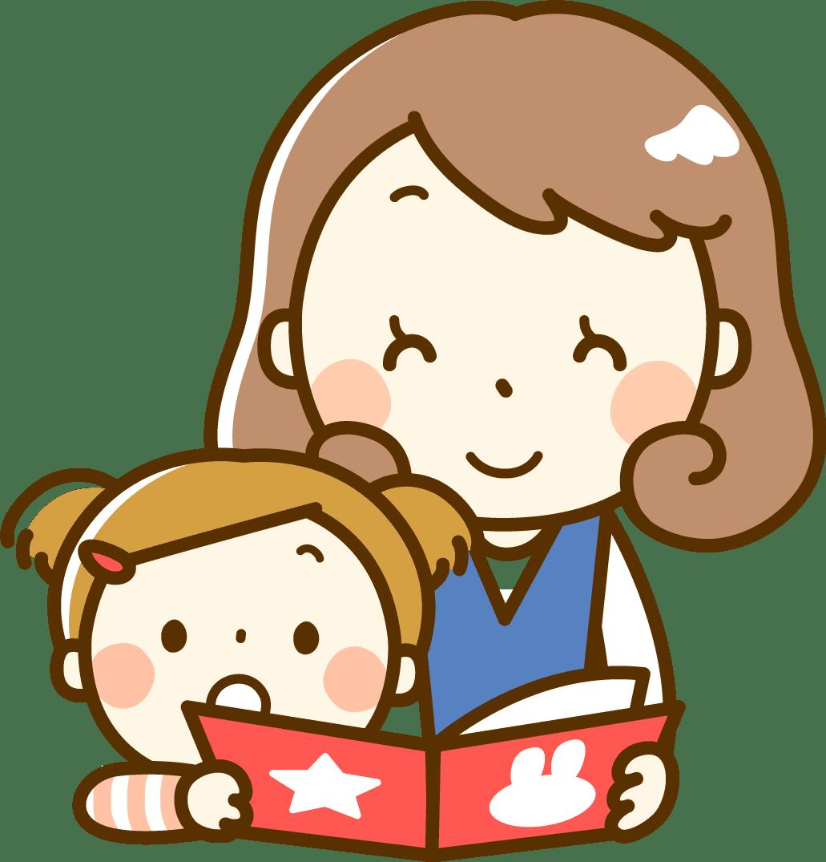 親子陪伴-與孩子一起親子共讀