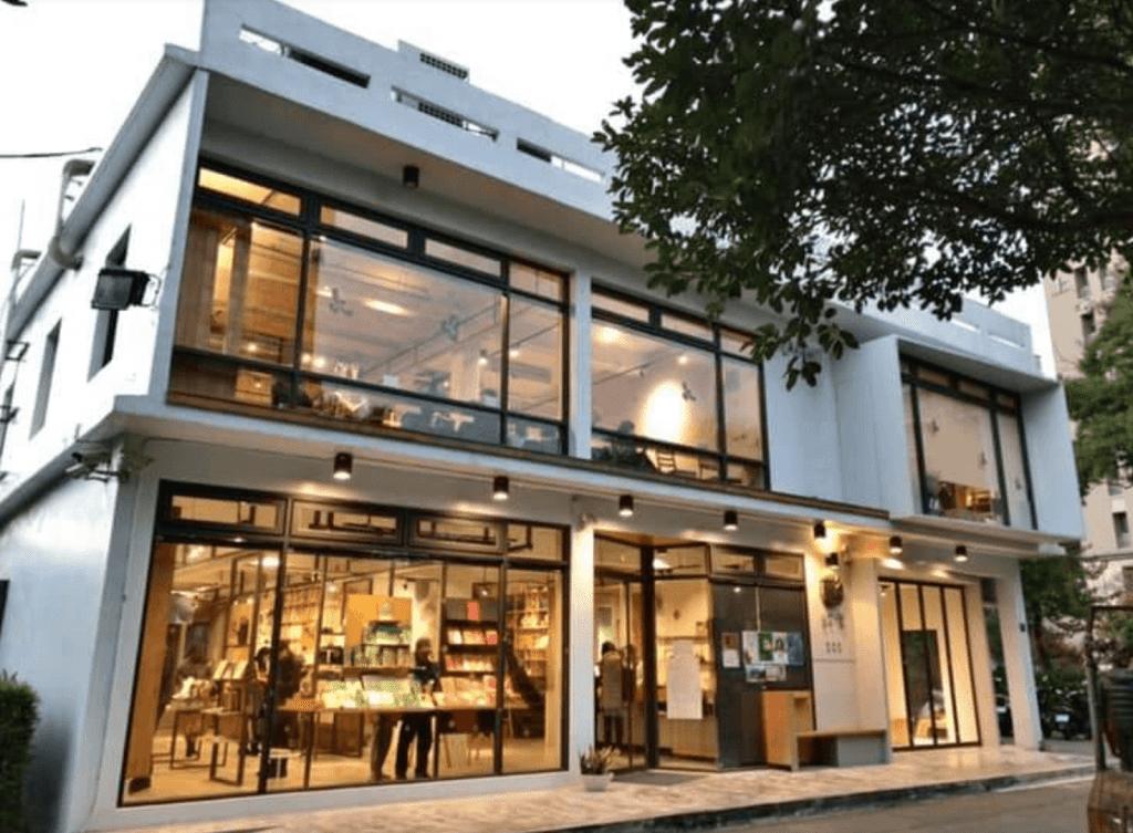 竹北或者書店