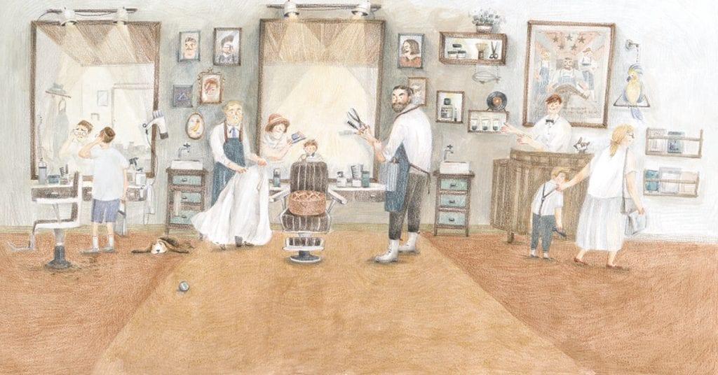 巴巴姐姐說故事《我才不要剪頭髮!》