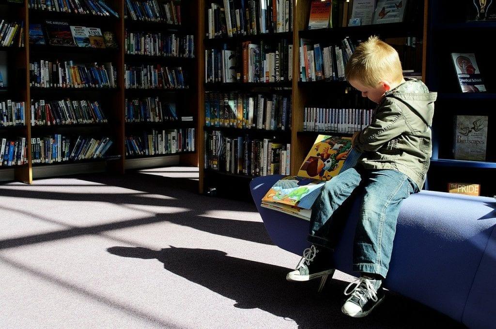 閱讀好環境