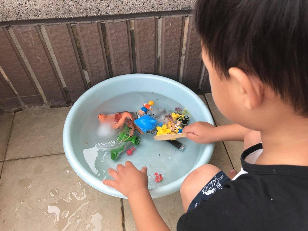 最簡單的手作玩具-冰原歷險記