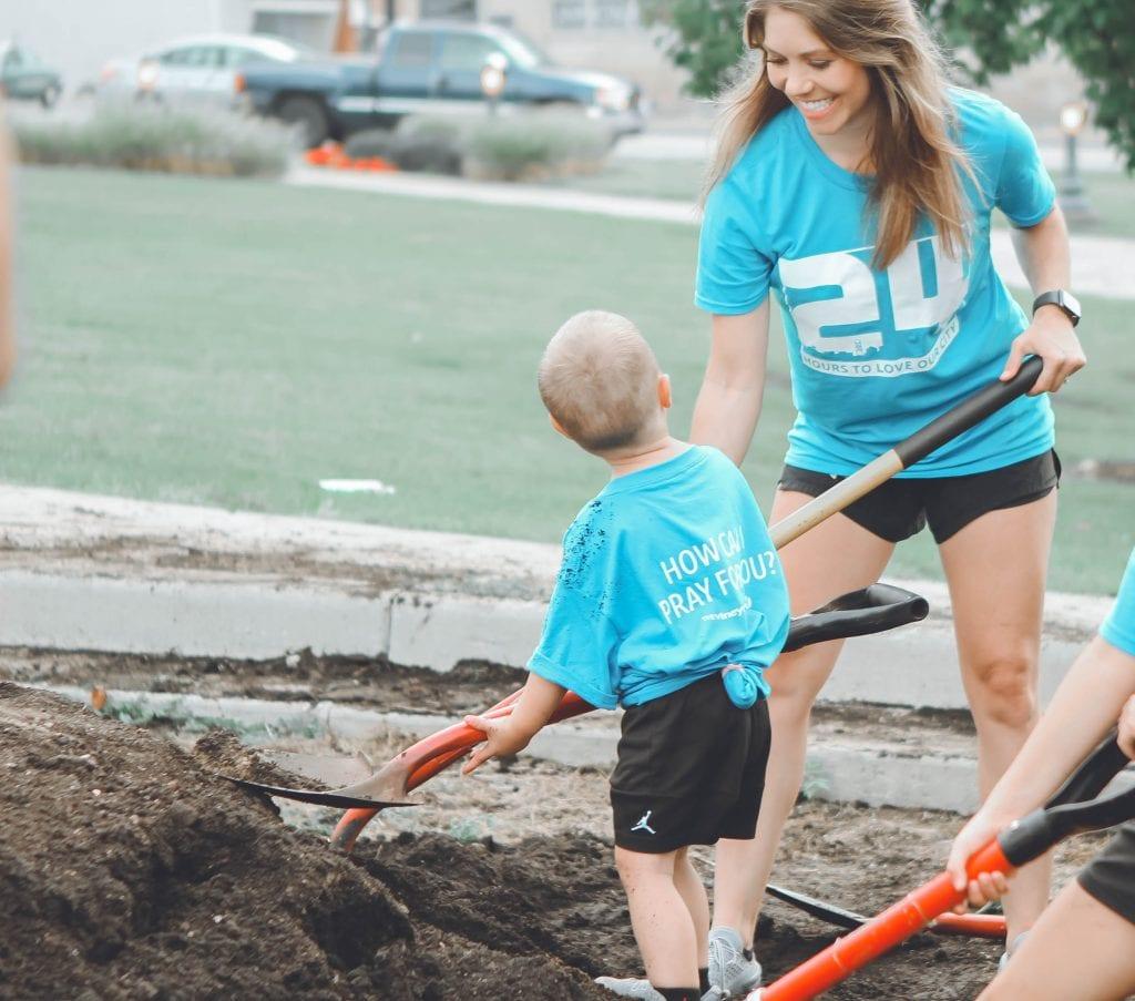 親子志工培養同理心