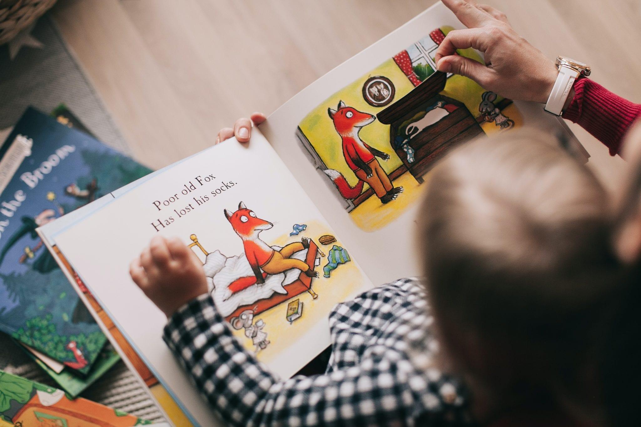 課外閱讀的好處,用繪本教孩子重要的事