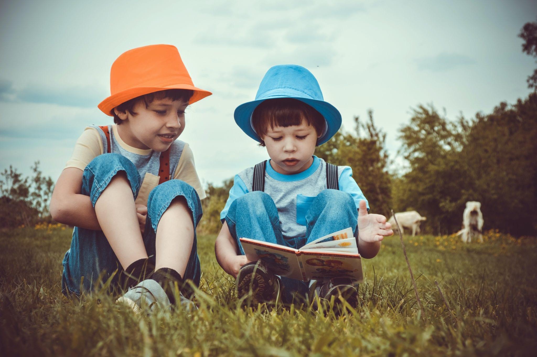 從胎兒到新生寶寶,新手爸媽的兒童閱讀養成術