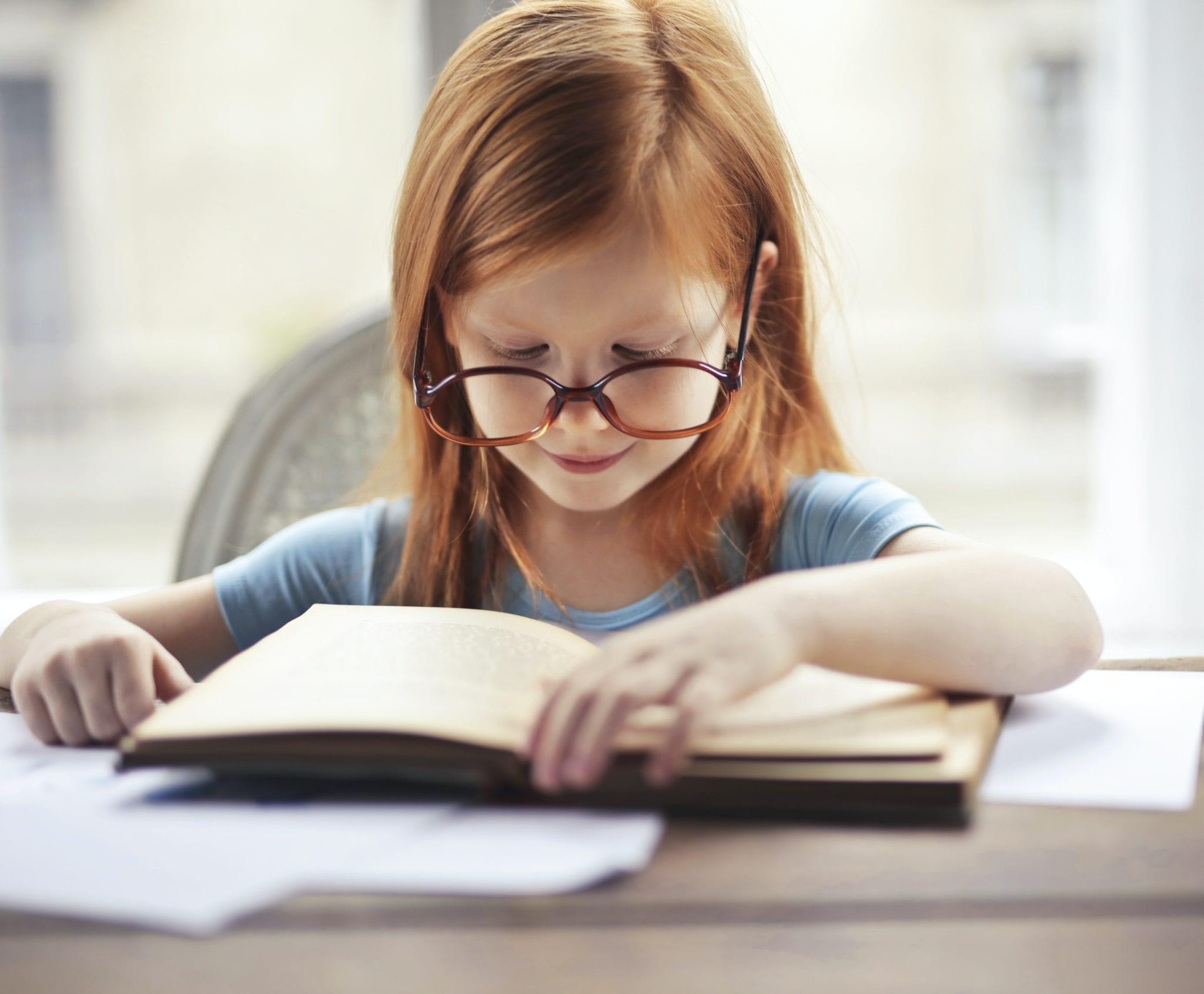 人為什麼要讀書?10大幼兒閱讀的好處