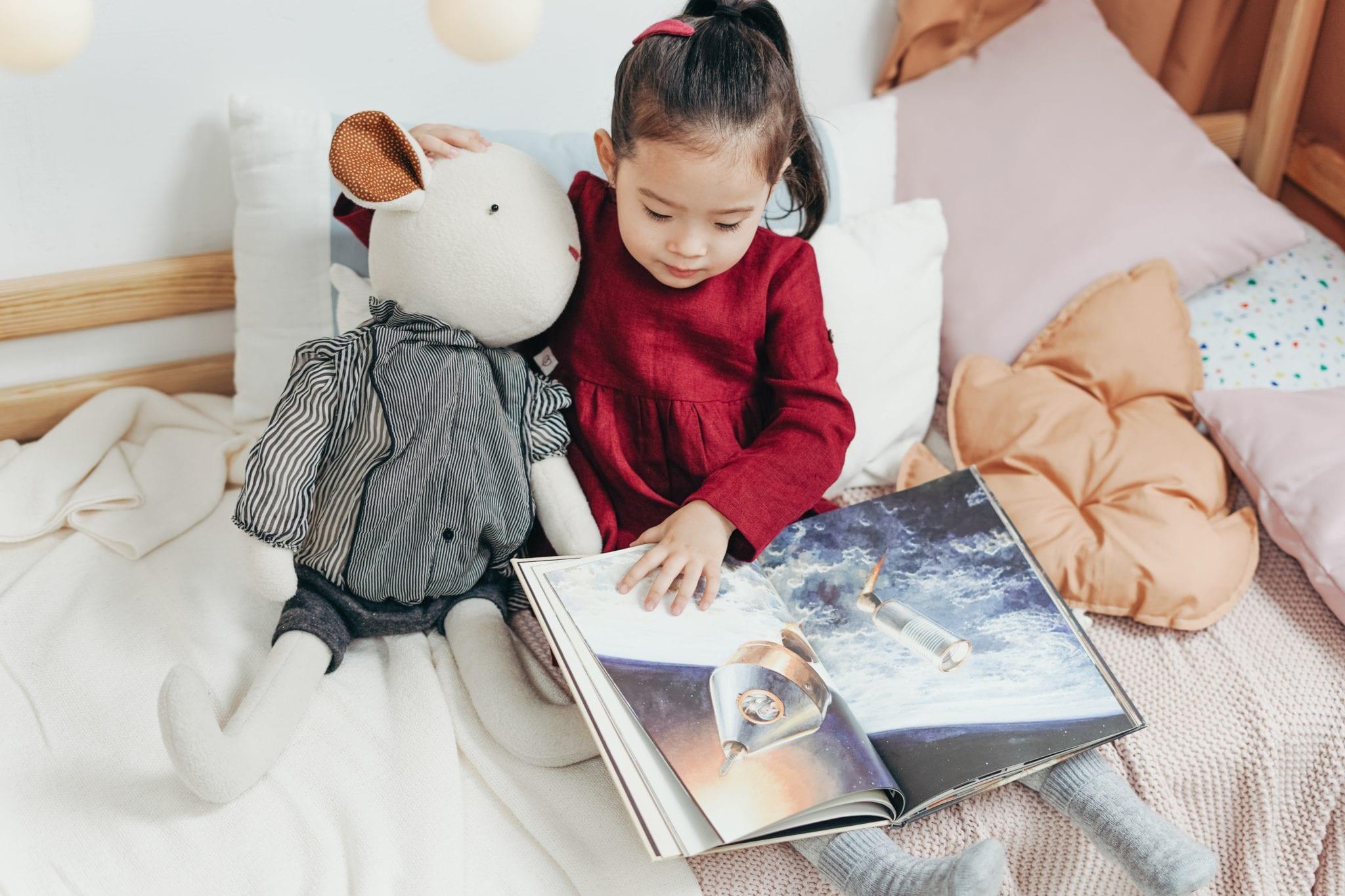 閱讀對寶寶也有好處? 肚子裡的寶寶其實聽得懂故事?