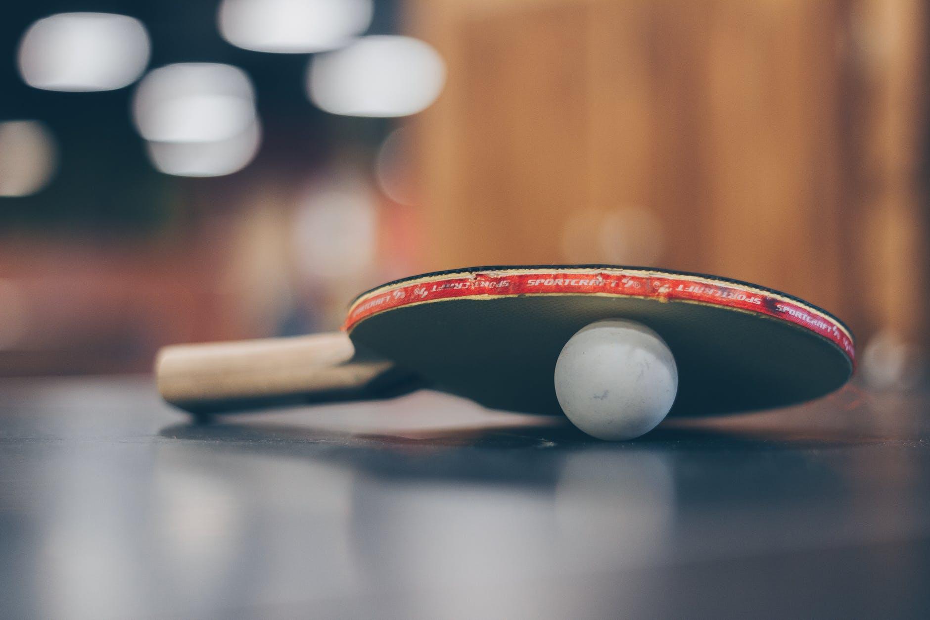 親子團康遊戲—吹乒乓