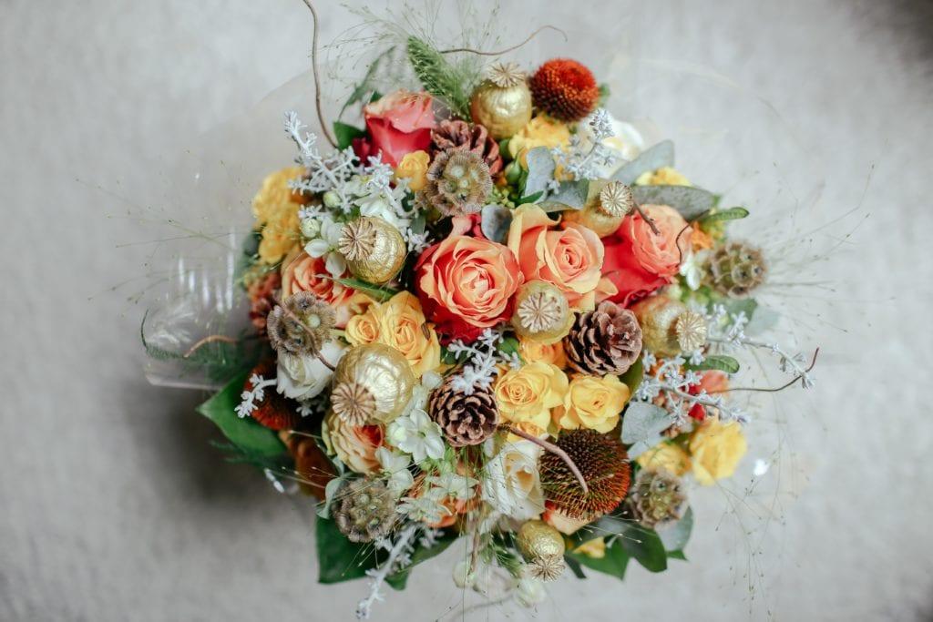 母親節的花