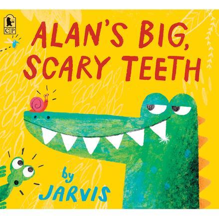 Alan`s Big- Scary Teeth
