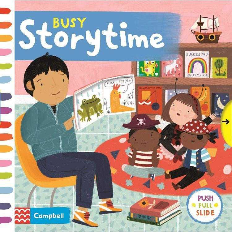 Busy Storytime(Busy Books)