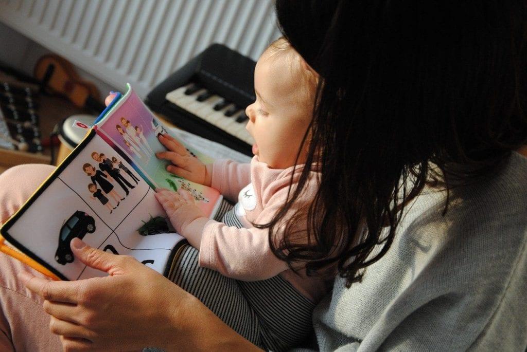 家長兒童親子共讀繪本