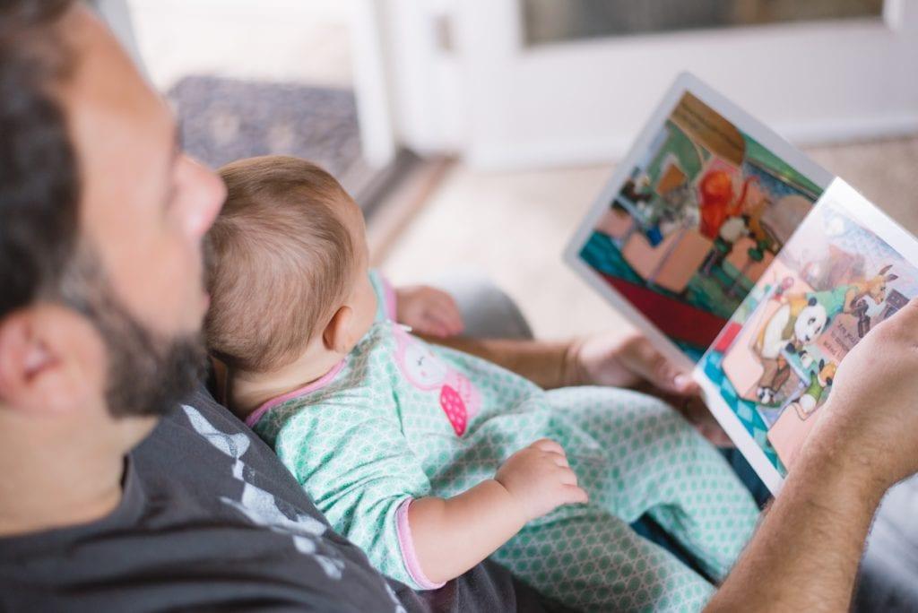 英語親子共讀方法